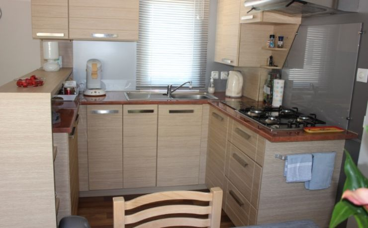 BE 34.  Moderne mobilhome