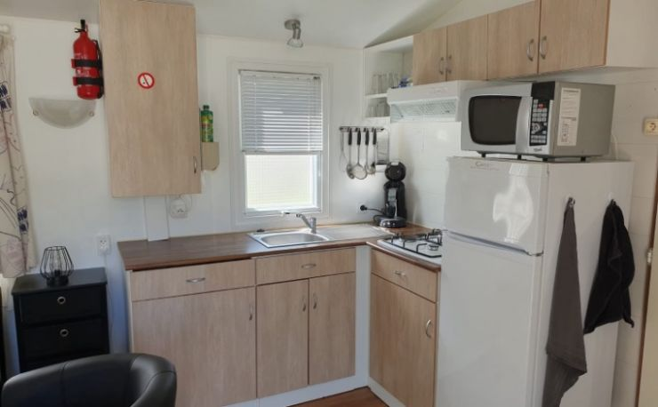Luxe mobilhome